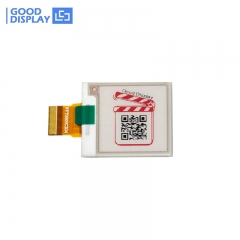 1.54 inch Color eink display red e-paper screen module