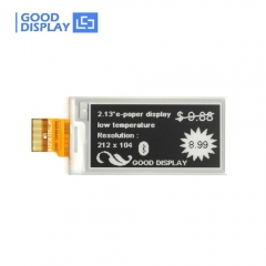 2.13 inch e-paper display Low temperature electronic paper module eink GDEW0213V7LT