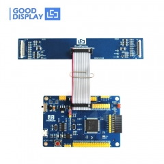 Demo kit driver development board for 12.48 inch large e-paper e-ink display DESPI-1248