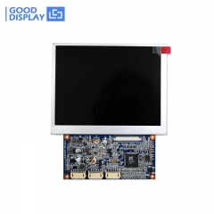 5.6 inch LCD with VGA Video signal input AD board TFT display