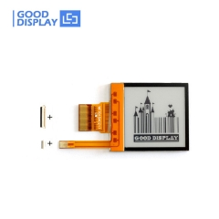 1.54 inch small e-ink display with frontlight display panel buy GDEW0154T8FL