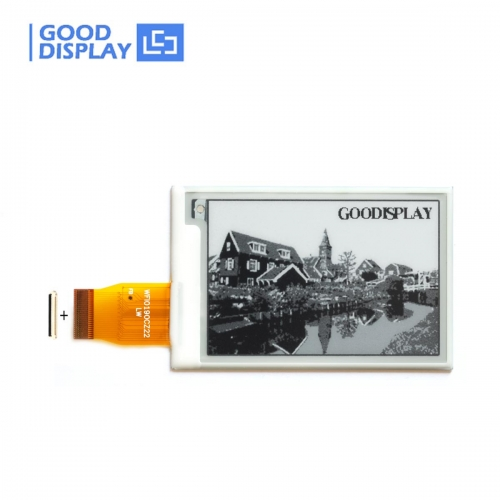 Promotion!!!2.7 inch E-ink panel 264x176 pixel 4 Grayscale epaper display(5 pieces)