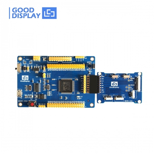 E-paper demo kit drive board with multifunction connection adapter board DESPI-V3.0