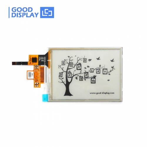 4.3 inch e-ink display touchscreen e paper with touchscreen partial refresh GDE043A2-T