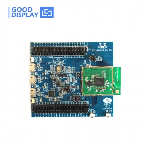 RTL8721DM-EVB 68 PIN  WI-FI 2.4G+5.8G+Bluetooth5.0, Realtek Development Board