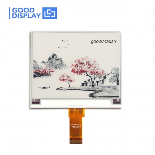 4.2 inch three colors e-paper display red electronic paper screen module GDEH042Z96