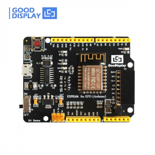 Main Board ESP8266 for EPD (Arduino), for ESP8266 Development Platform