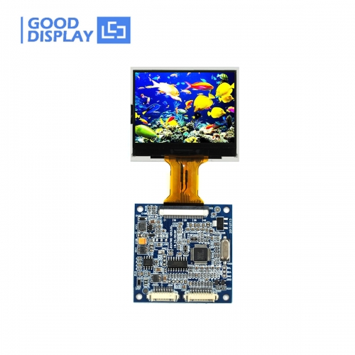 Small size 2.4 inch TFT LCD display module with drive board (12V)